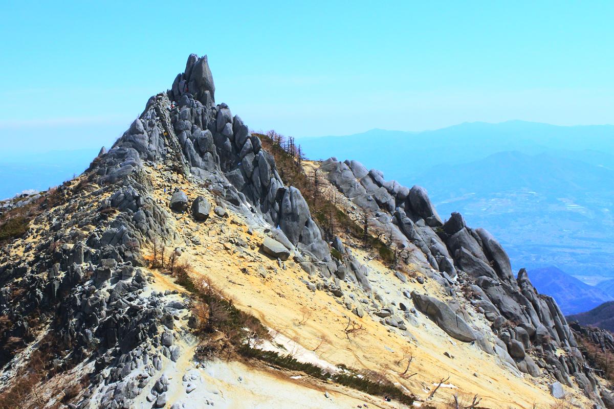鳳凰三山(ほうおうさんざん)