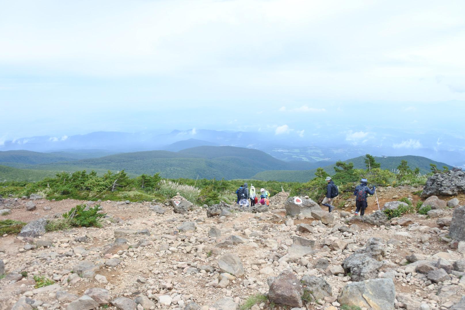 安達太良山(あだたらやま)
