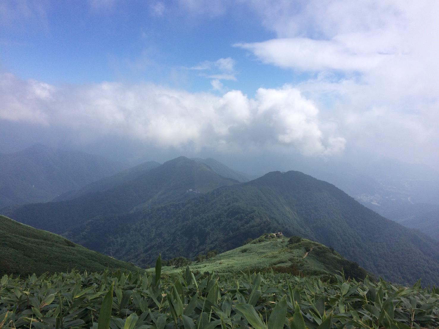谷川岳(たにがわだけ)