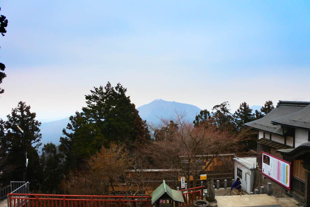 御岳山(みたけさん/東京都)