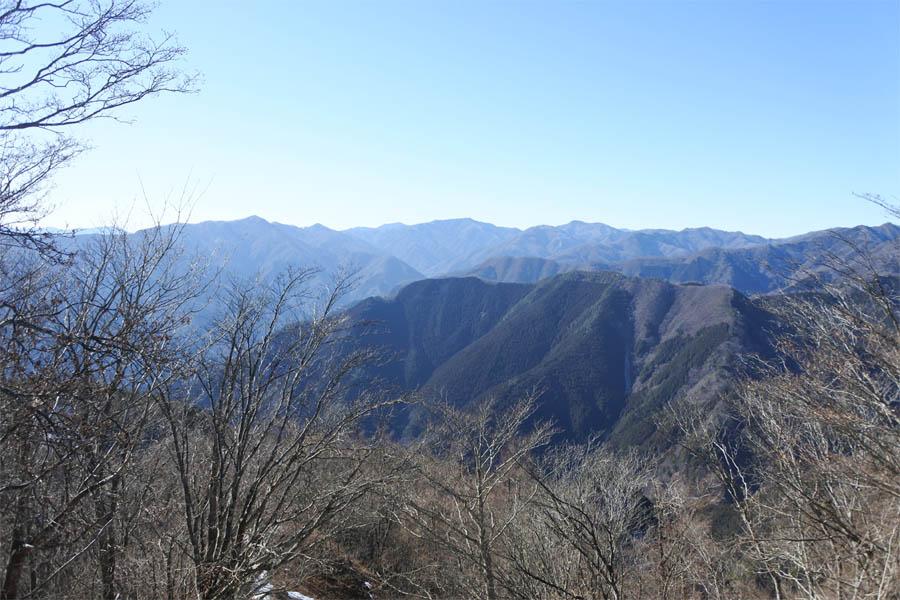 川苔山(かわのりやま)