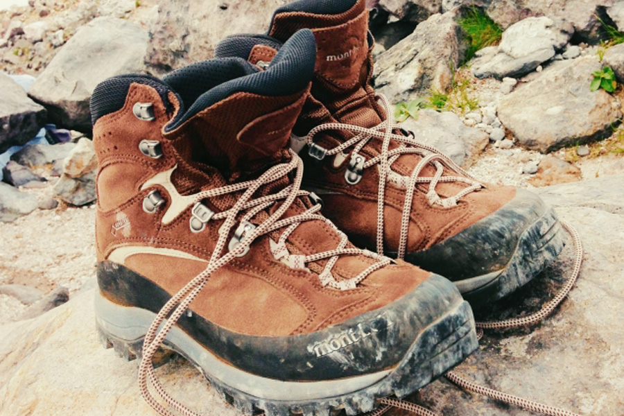 登山靴の種類と選び方。日帰り登山や富士山に最適な登山靴をご紹介!