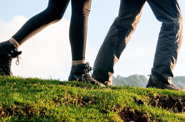 登山での筋肉痛はの予防法は?筋肉痛が起こる原因や下山後のケア