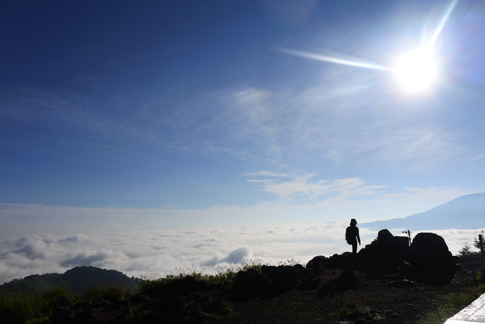 ひとり登山の魅力とは。リスクを知りつつ、安全登山を心掛ける